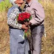 70 Years In Marriage, This Couple Captured Social Media Moments