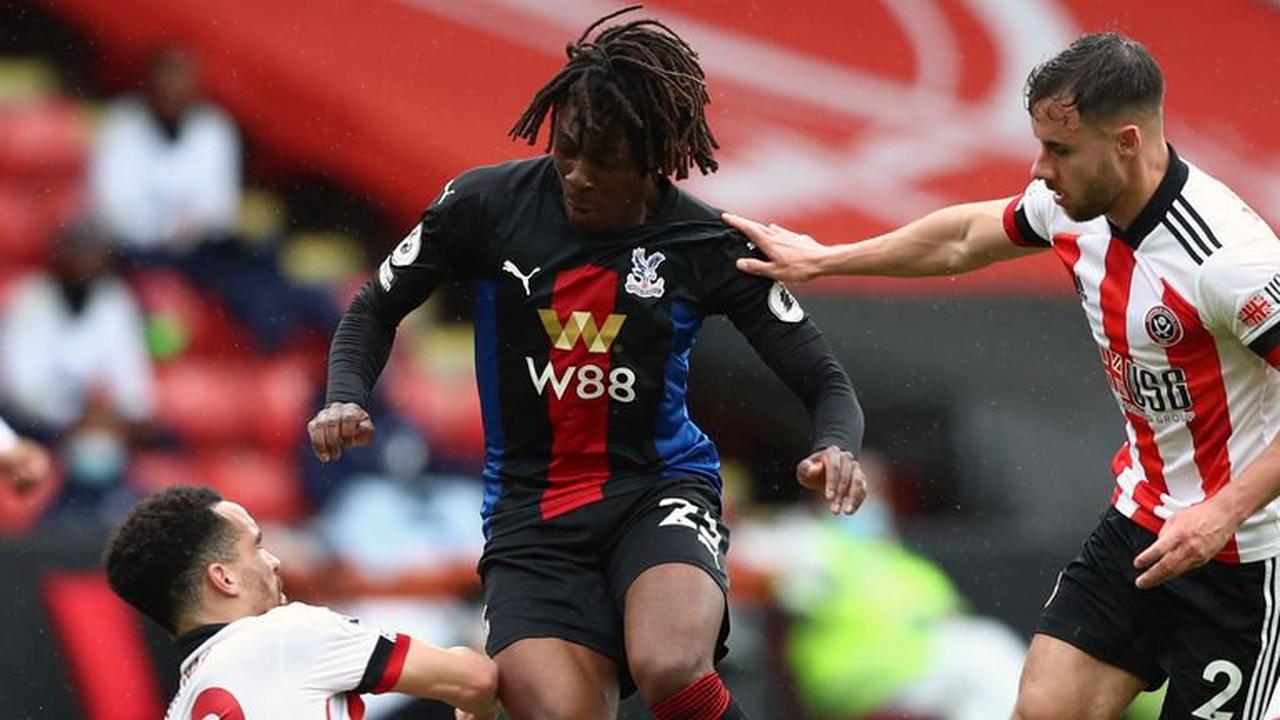 Eberechi Eze: Crystal Palace boss Roy Hodgson confident forward will stay at the club