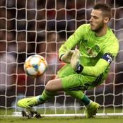 David Degea Comes Into Rescue for United - See Video Of Saves He Made