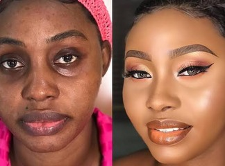 27 Before and After Makeup Transformation Photos that will Wow You