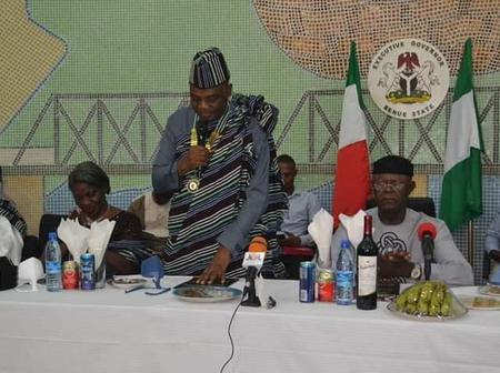 Benue hosted Nigerian Architects to a Gala Night