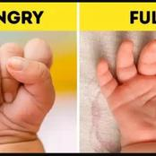 Signs that will help you understand your baby before they start to speak