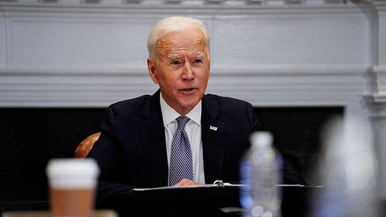 Biden advisors say bipartisan support DOESN'T mean support from Republicans in Congress as they try to push through spending without GOP support