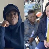 Angel FM Renowed Journalist, Nana Yaa Brefo Shares Some Photos As She Spends Her Vacation In Dubai
