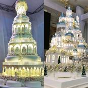 Have You Seen These House-Like Modern Cakes Before? See Photos That Put People In Total Disbelieve.