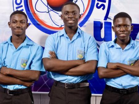 St. Peter's SHS makes history: becomes first to answer four riddles correctly in NSMQ 2020