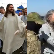 Man Who Claims To Be Jesus arrested For Extorting Money And Practicing Illegal Religion In Russia