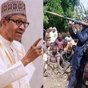 Insecurity: Read What Buhari Vows To Do To Bandits And Herdsmen