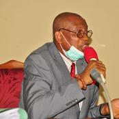 ABSU Vice-Chancellor Unveils His Vision To The 245TH Senate Session Of ABSU