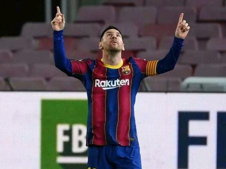 Fans Shower Praises On Messi As He Bags 650th Goal For Barcelona With Style