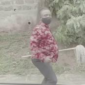 Celebrities Imitate Uhuru Kenyatta's Video With Pascal Tokodi [VIDEO]