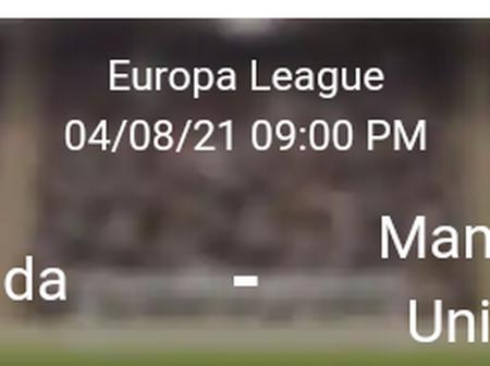 Granada vs Manchester United Statistics