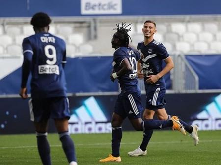 Scorer Kalu Happy To Bag Maximum Point With Bordeaux Against Dijon