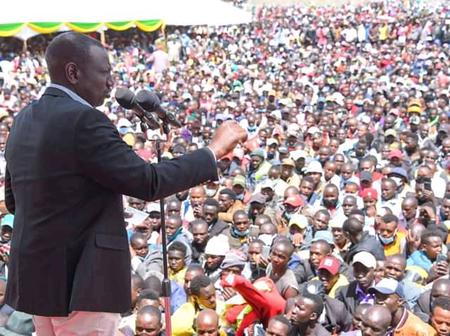 What Deputy President William Ruto's Visit To Mount Kenya Region Means For Uhuru Kenyatta