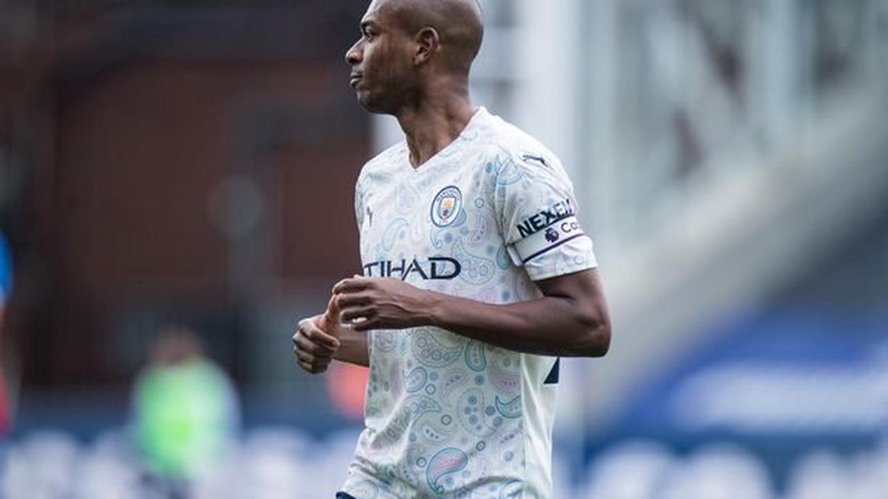 Ederson details key role Fernandinho played in turning Man City's season around