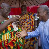 Nana Addo will win, and Mahama will be the last to Congratulate him - NPP Chairman predicts.
