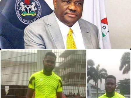 Man Who Trekked to Celebrate Gov Wike in 2019 Election Begs For Business Support Funds After 2 Years