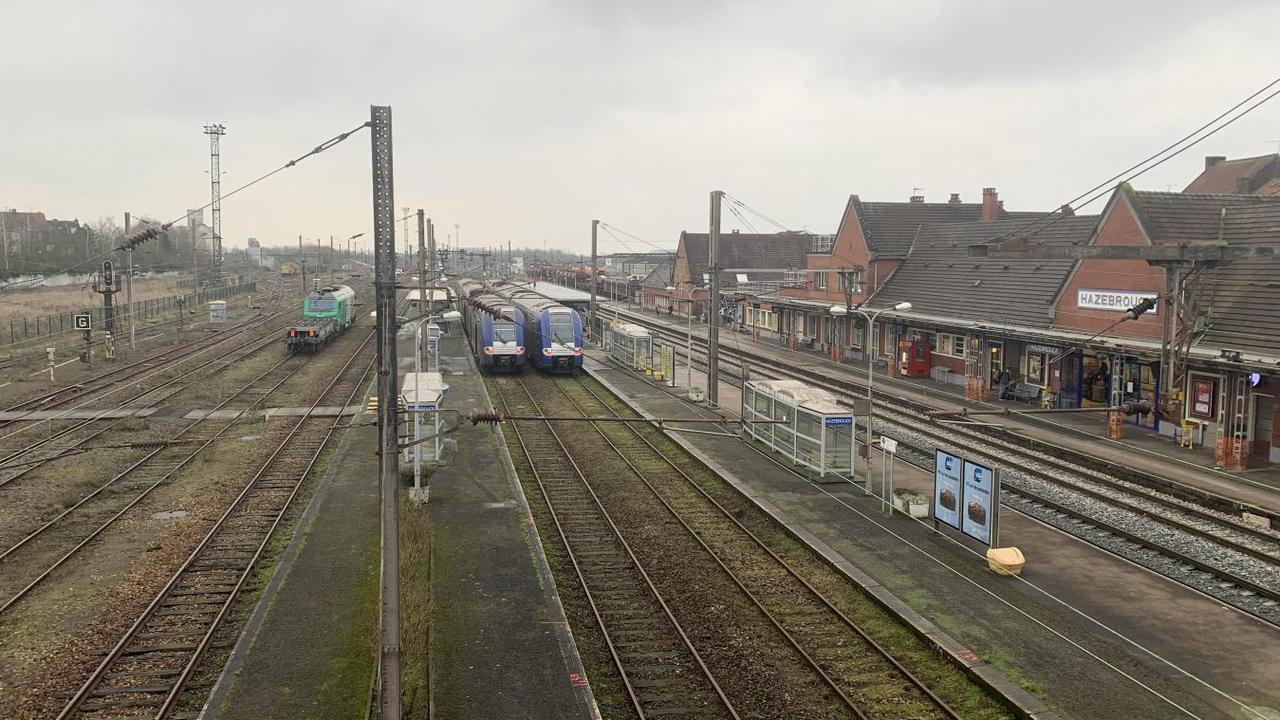 Hazebrouck : deuxième phase de travaux à la gare