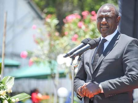 Sad as DP Ruto Joins Kenyans in Mourning This Vibrant Public Servant
