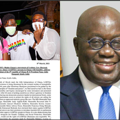 LGBT+ Rights Group Sends A Message To President Akufo-Addo ( See Details)
