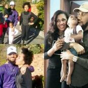 Meet The Beautiful Family Of Phyno, See Photos His Beautiful Mother, Junior Brother & Elder Sister
