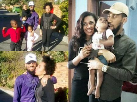 Meet The Beautiful Family Of Phyno, See Photos Of His Lovely Mother, Elder Sister A Junior Brother