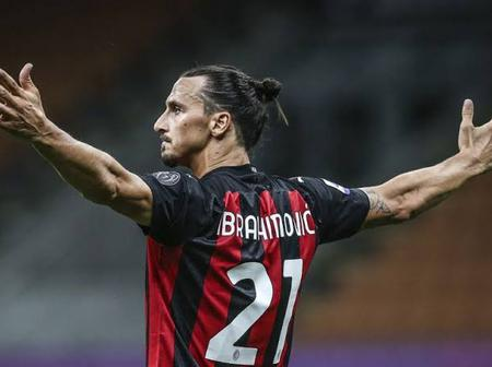 See What Ibrahimovic Is Thinking Before He Can Stay In AC Milan