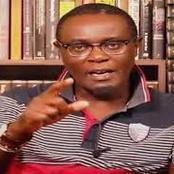 Mutahi Ngunyi Message To The Hustler Spokesman Dennis Itumbi