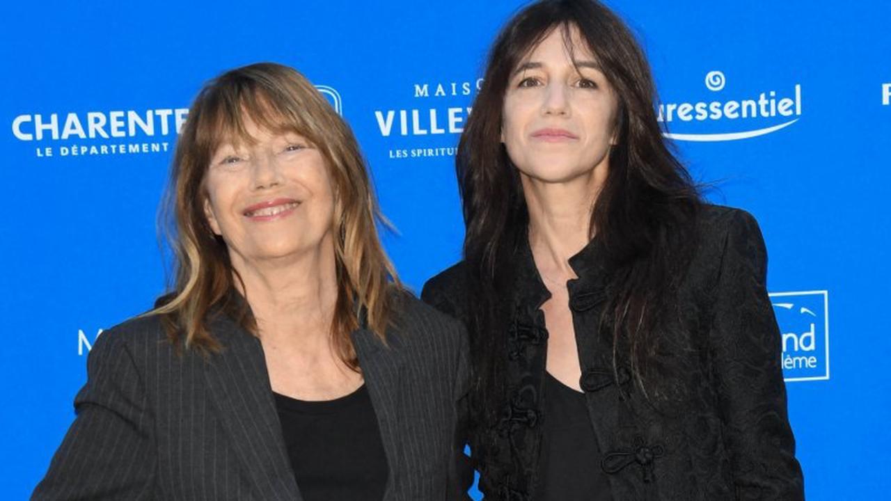 Jane Birkin victime d'un AVC : Charlotte Gainsbourg donne de ses nouvelles