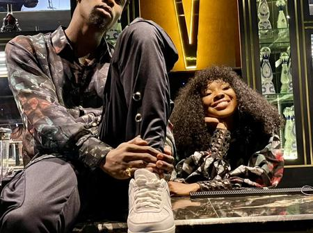 Bbnaija's Neo shares lovely pictures of himself and his Girlfriend, Vee having a good time together