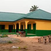 Excitement Grips Albafa Community As Lawmaker Dennis Idahosa Is Set To Hand Over School Project