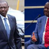 Big Win For Ruto? Why Raila Can't Beat Ruto in 2022(opinion)