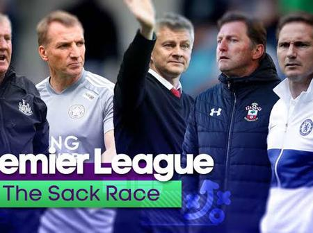 Is This The First Premier League Coach That Could Be Sacked This Season?