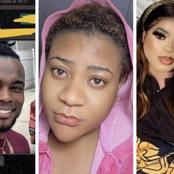 Bobrisky leaks the identity of the man who is the cause of the beef between him and Nkechi Blessing