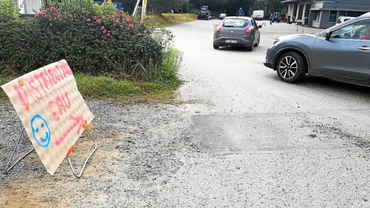 À Plonévez-du-Faou, l'utilisation de l'eau est de nouveau possible
