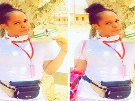 Female Corp member who allegedly killed man in Uyo glorified weed smoking