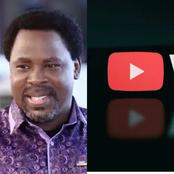 YouTube has suspended Emmanuel TV's official YouTube Channel