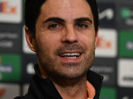 Arsenal FC Press Conference With Head Coach Mikel Arteta