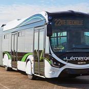 Transport urbain: Bouaké reçoit ses premiers bus!