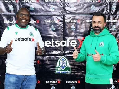 Gor Mahia's Woes Deepen As Coach Resigns, Cites Personal Reasons
