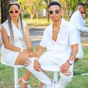 The age gap between Oros Mampofu and his girlfriend Bianca will amaze you