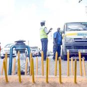 Roadblocks Gets Re-installed For The Second Time In A Week Along Langata Road