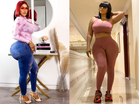 Video: Nigeria Lady Causes Confusion With Her Heavy Backside On Social Media