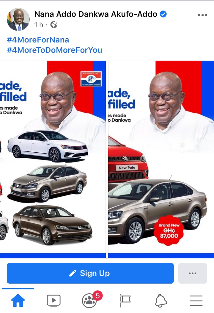 33e9686f30b047ffc00a9f94c5bc3425?quality=uhq&resize=720 - Ghanaians Blast Nana Addo After Announcing That The 'Affordable' VW Vehicles Are Assembled In Ghana