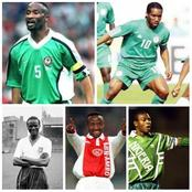 Top Nigeria Football Legends(10) Whose Nicknames Are More Popular Than Their Actual Names (pictures)