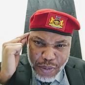 Nnamdi Kanu Warns Igbo Youths Not To Join Ebubeagu To Fight ESN