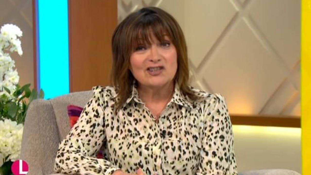 Lorraine makes strange underwear confession on Good Morning Britain