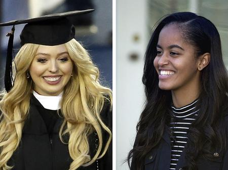 Photos: Meet Tiffany Trump And Malia Obama, Who's More Trendy?