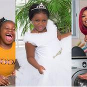 Afia Schwarzenegger Flaunts Her Beautiful Cute Daughter In Mind Blowing Outfits