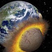 براكين وتسونامي وزلازل ونهاية الحياة إذا اقترب القمر من الأرض